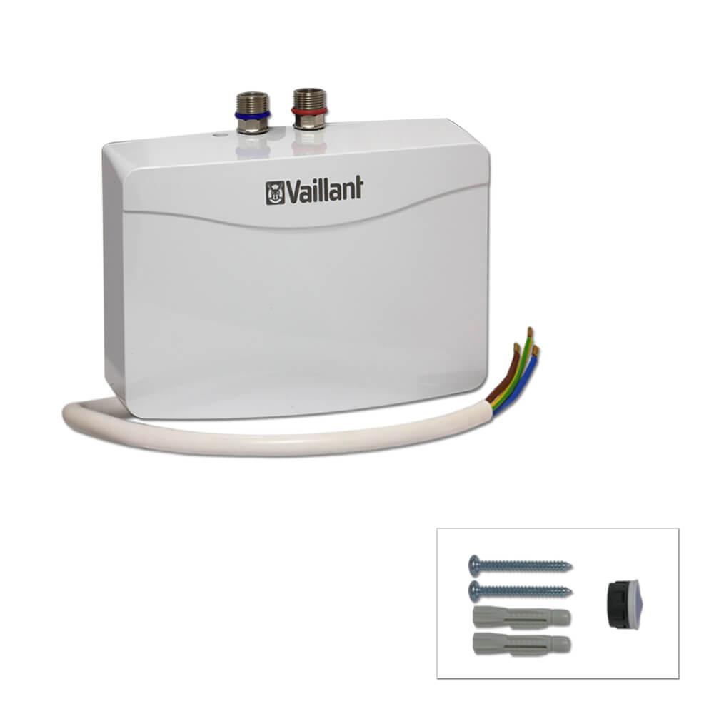 Details zu Vaillant miniVED H 19/19 N Mini-Elektro-Durchlauferhitzer 19,19 kW,  Niederdruck
