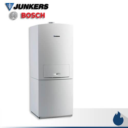 Gas-Heizung Junkers / Bosch - Heizung und Solar zu Discountpreisen