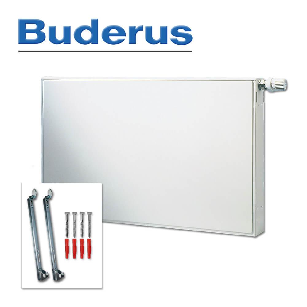 Buderus Heizkörper Ventil-Kompaktheizkörper VC-Plan Typ 11 300x400 mm (H x L) Erfahrungen & Preisvergleich