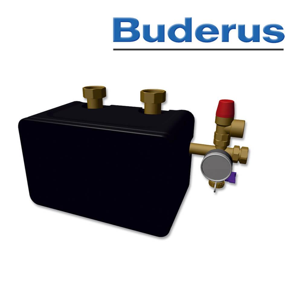 buderus rohrgruppe zur systemtrennung pwt28 zubeh r. Black Bedroom Furniture Sets. Home Design Ideas