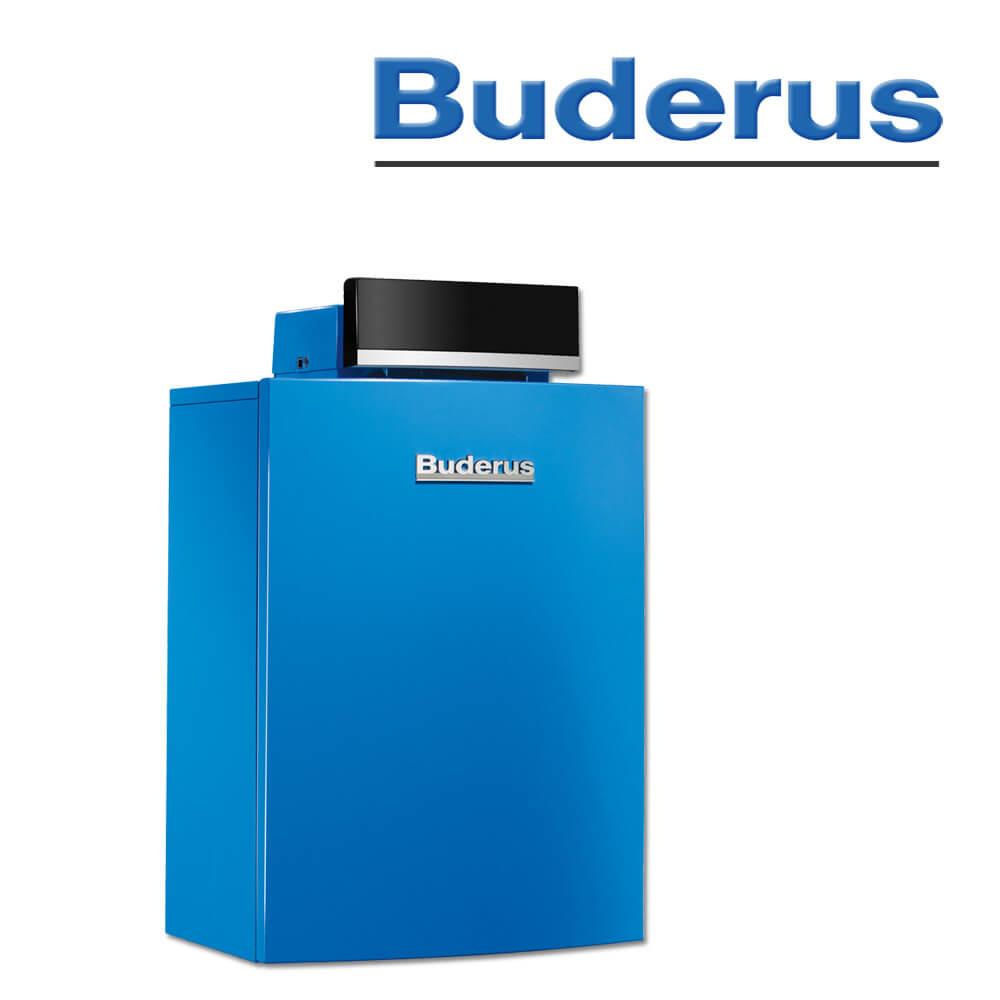 Buderus GB212, 22 kW, Logano plus Gas-Brennwertkessel, IP-Inside, E ...