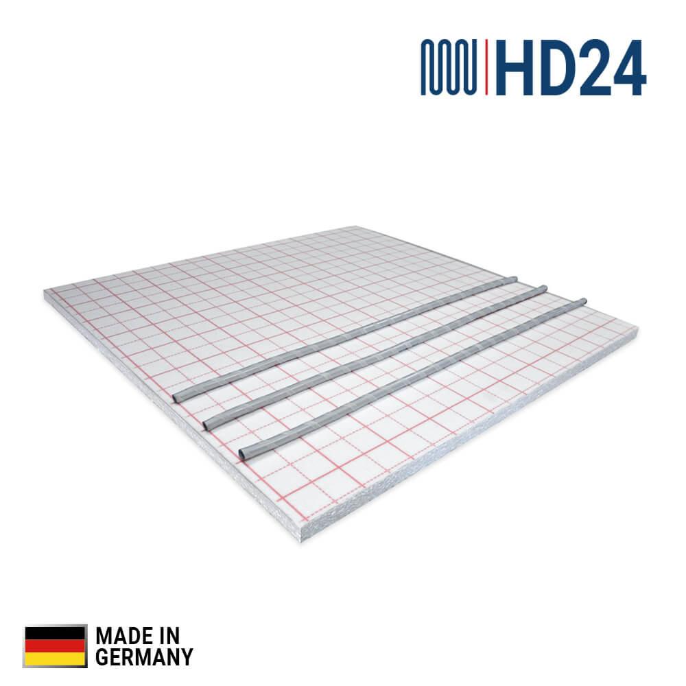 10m² hd24 fußbodenheizung dämmplatten für klettsystem, 15-2 des sm