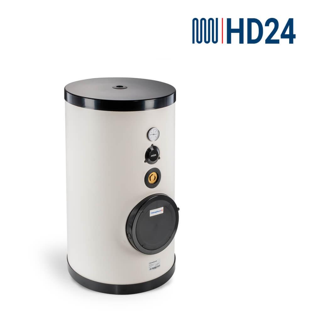 120 liter hd24 edelstahlspeicher edelstahl standspeicher warmwasserspeicher speichertechnik. Black Bedroom Furniture Sets. Home Design Ideas