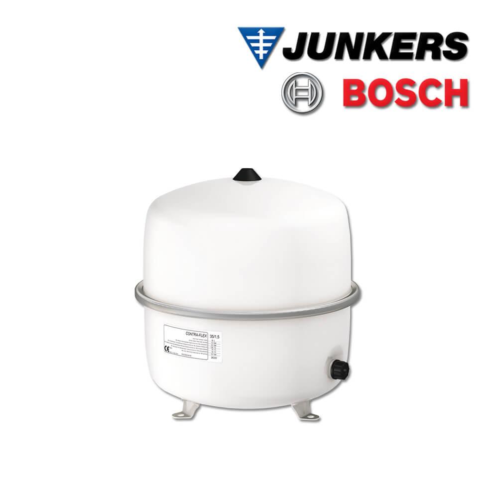 Großartig Junkers Membran-Ausdehnungsgefäß MAG 35, 35 Liter  VS53