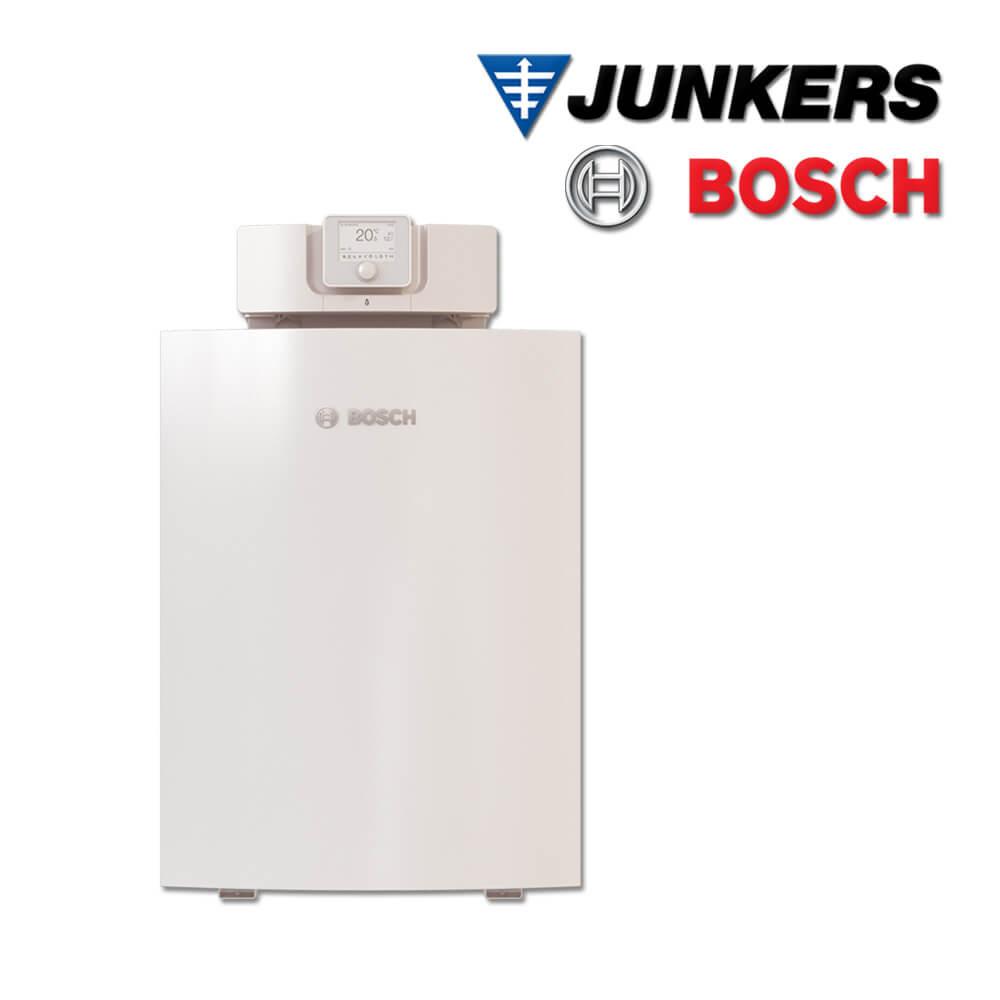 Junkers Bosch Condens GC7000F 22 23 Gas-Brennwertkessel, Gaskessel ...