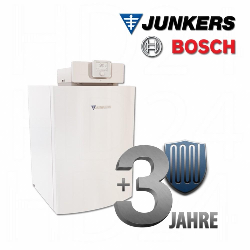 3 Jahre Anschlussgarantie für Junkers Bosch Suprapur KUB Ölkessel ...