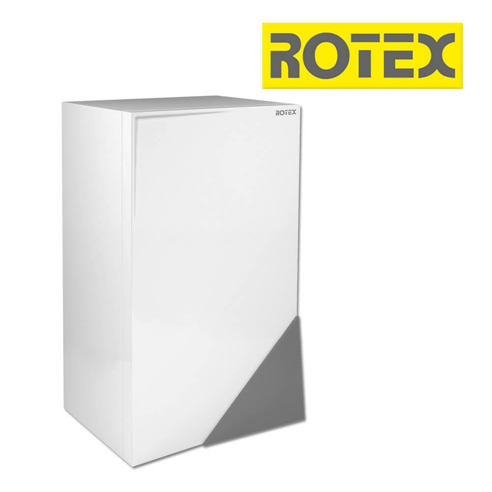 Rotex HPSU Bi-Bloc Luft-/Wasser-Wärmepumpe, 4 kW Innengerät (Heizen ...