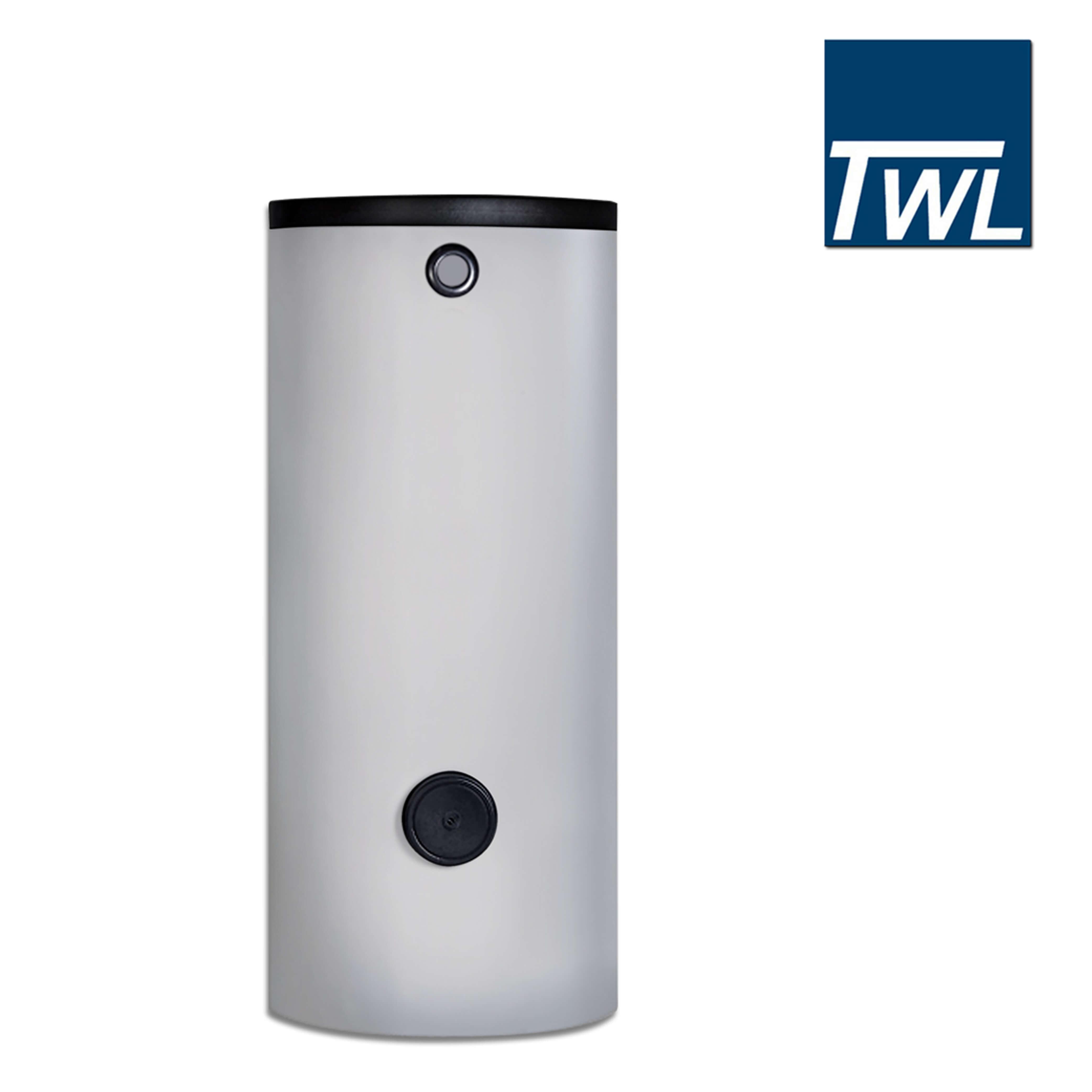 200 Liter TWL Puffer, Pufferspeicher Typ P 200 (Speichertechnik ...