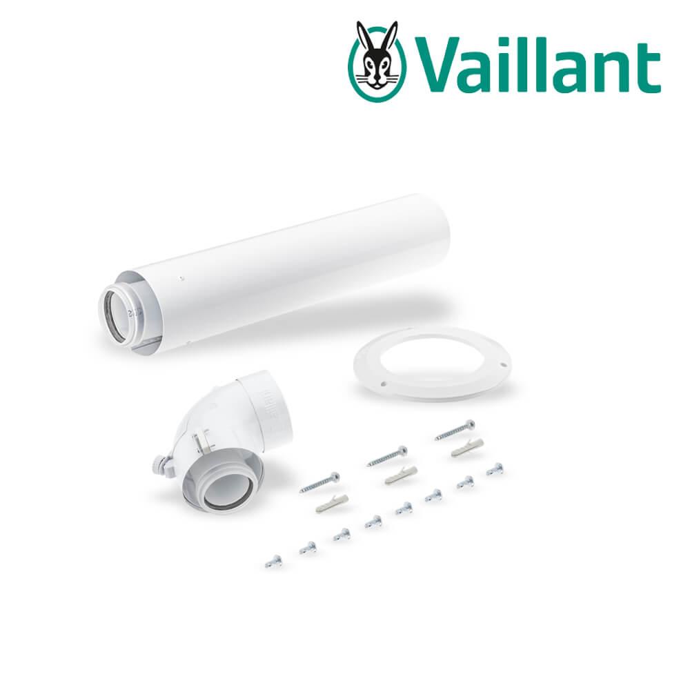 Vaillant Basis-Anschluss-Set, Konzentrischer Anschluss DN60/100 PP ...