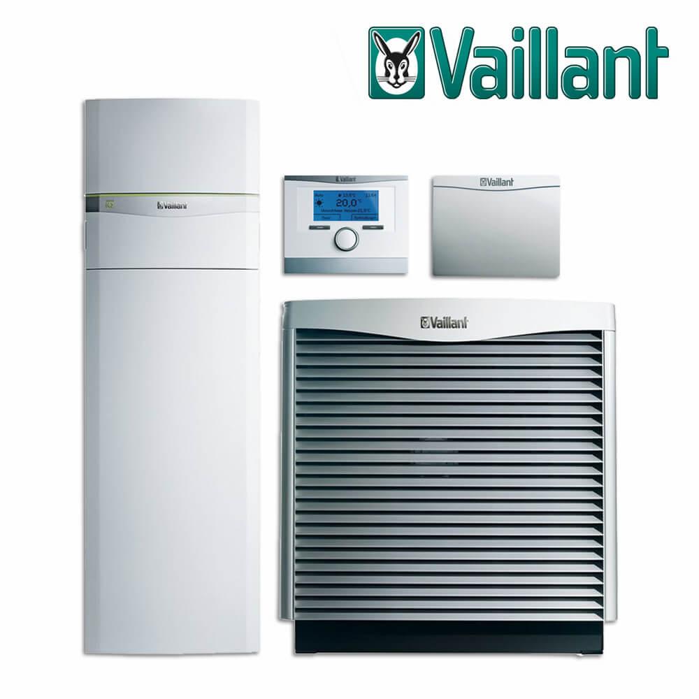 Vaillant Flexocompact Exclusive Vwf 1184 Luft Wasser Wärmepumpe