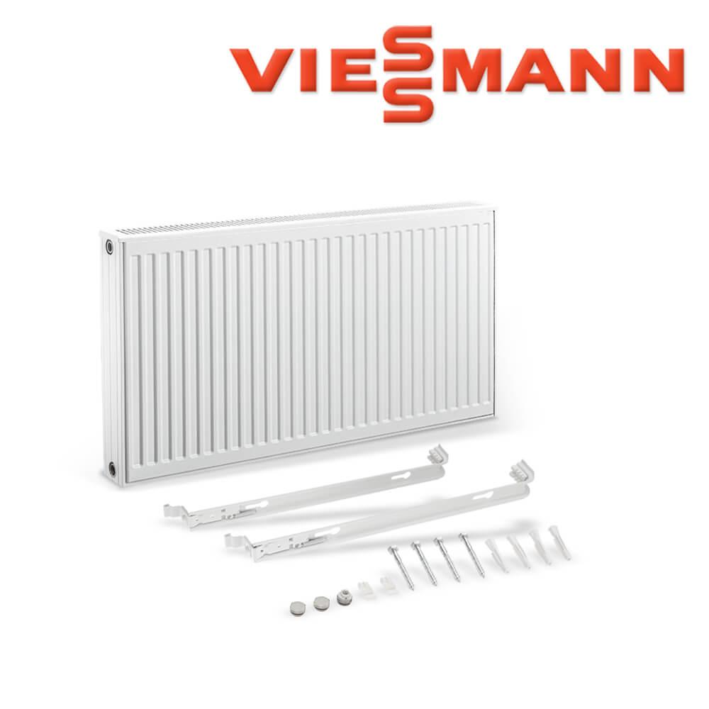 Top Viessmann Kompaktheizkörper Typ 22 300x800 mm (H x L) (Heizkörper AM12