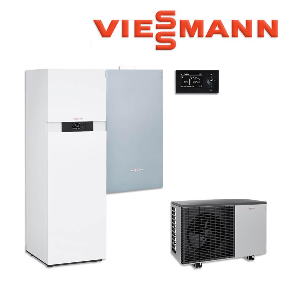 viessmann vitocal 222 s w rmepumpe 7 0 kw z016503. Black Bedroom Furniture Sets. Home Design Ideas
