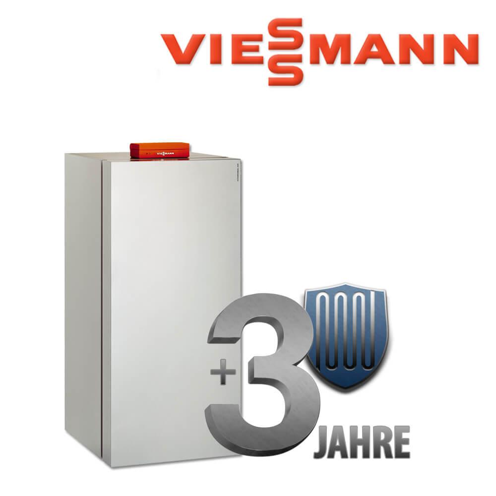 3 Jahre Anschlussgarantie für Viessmann Vitocrossal Gaskessel, Gas ...
