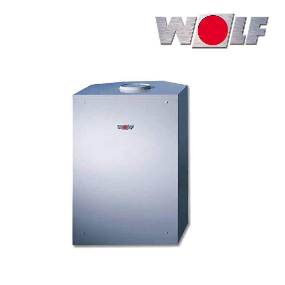 Wolf CSW-120, bodenstehender Warmwasserspeicher (Speichertechnik ...
