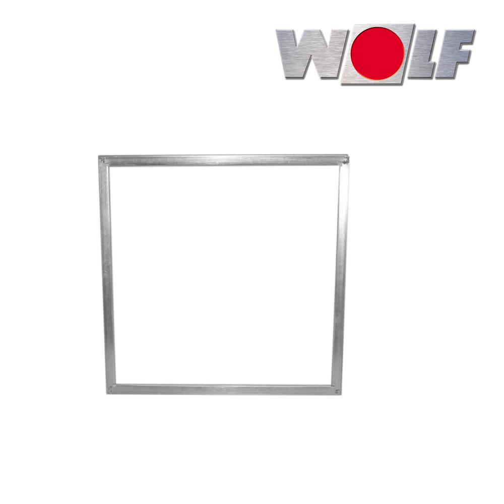 Wolf Luftkanal Abschlussrahmen 600 x 600mm (Zubehör) - Heizung und ...