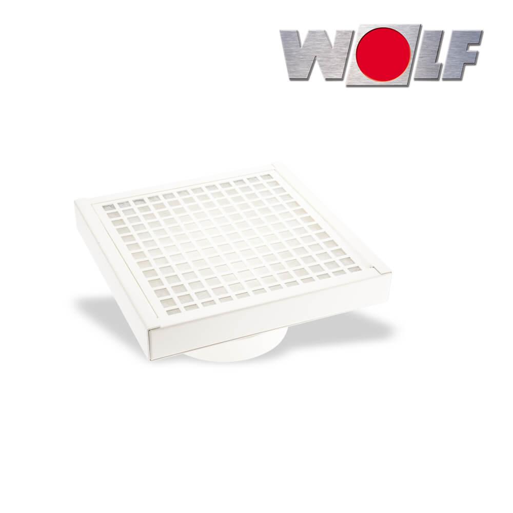 Wolf CWL Küchen-Abluftventil mit Filter G3 (RAL 9010 ...