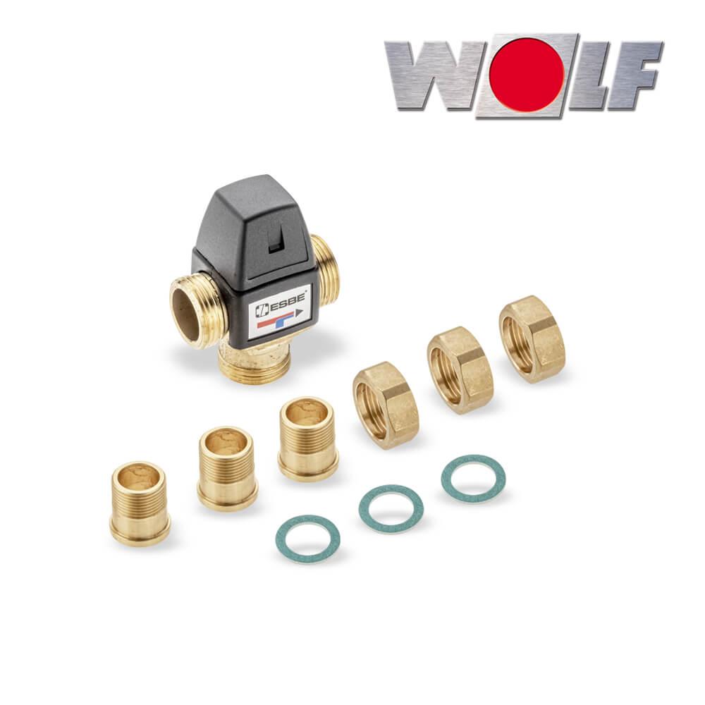 Wolf Thermostatischer Wassermischer Zubehor Heizung Und Solar Zu