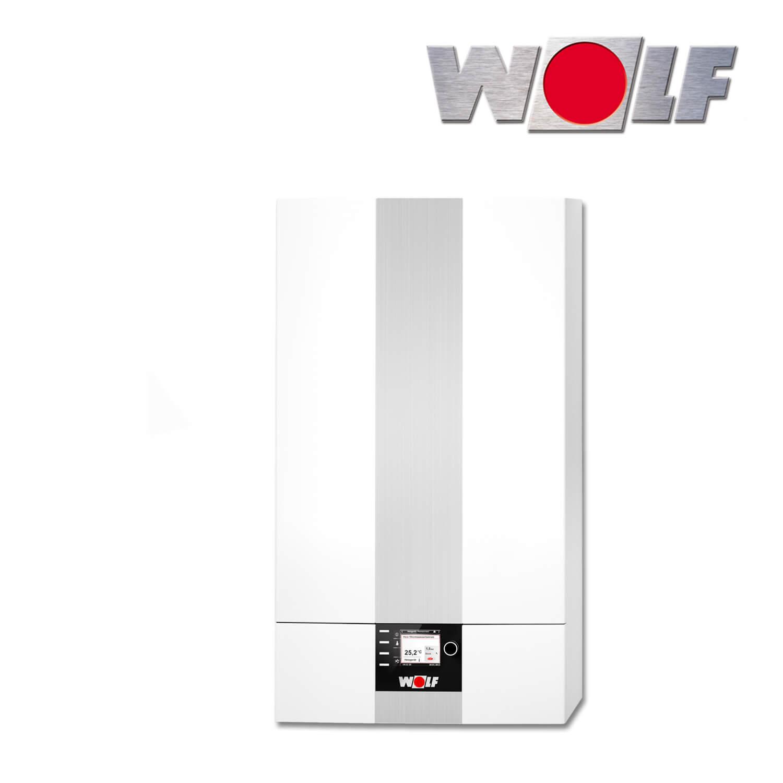 wolf cgb 2 24 24kw gas brennwerttherme heiztherme. Black Bedroom Furniture Sets. Home Design Ideas