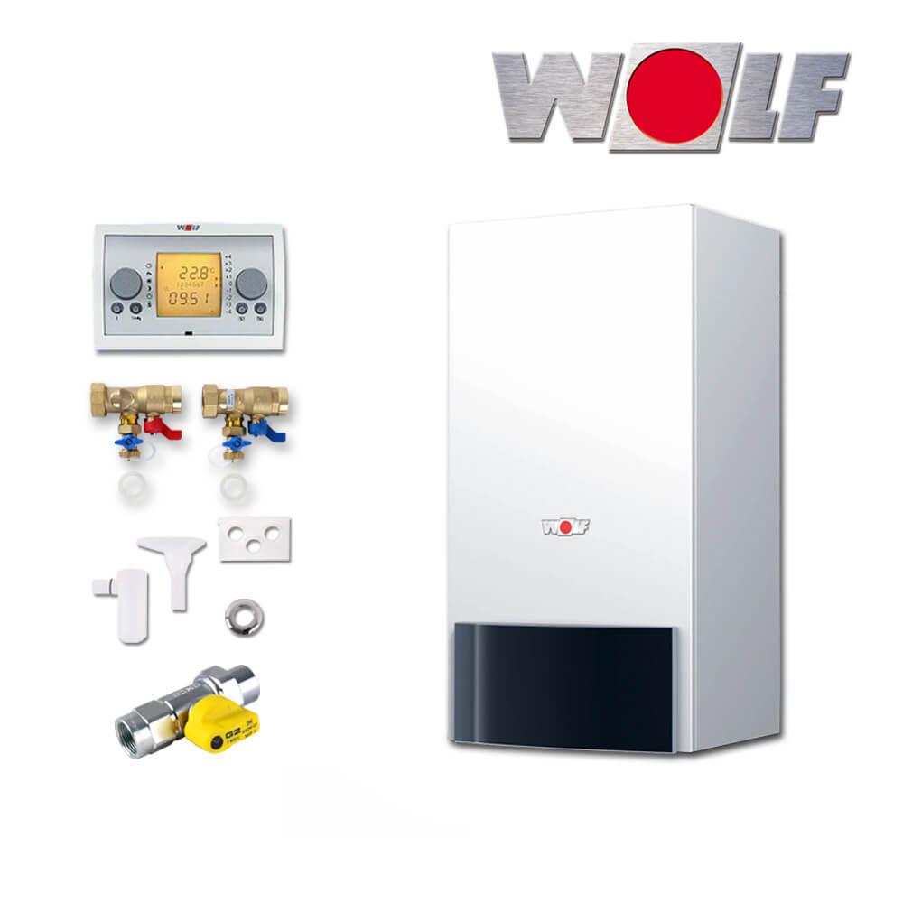 wolf cgb 35 35kw gas brennwerttherme regelung bm he pumpe e h gas heizung heizung und. Black Bedroom Furniture Sets. Home Design Ideas