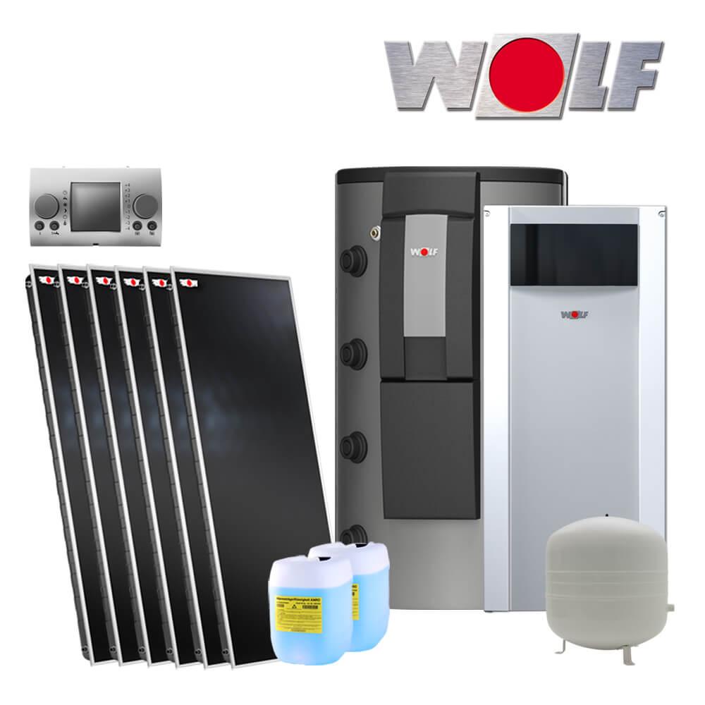 wolf cob 20 20kw l brennwertkessel 6x topson f3 1 bsp 1000 2 mk heizung und solar zu
