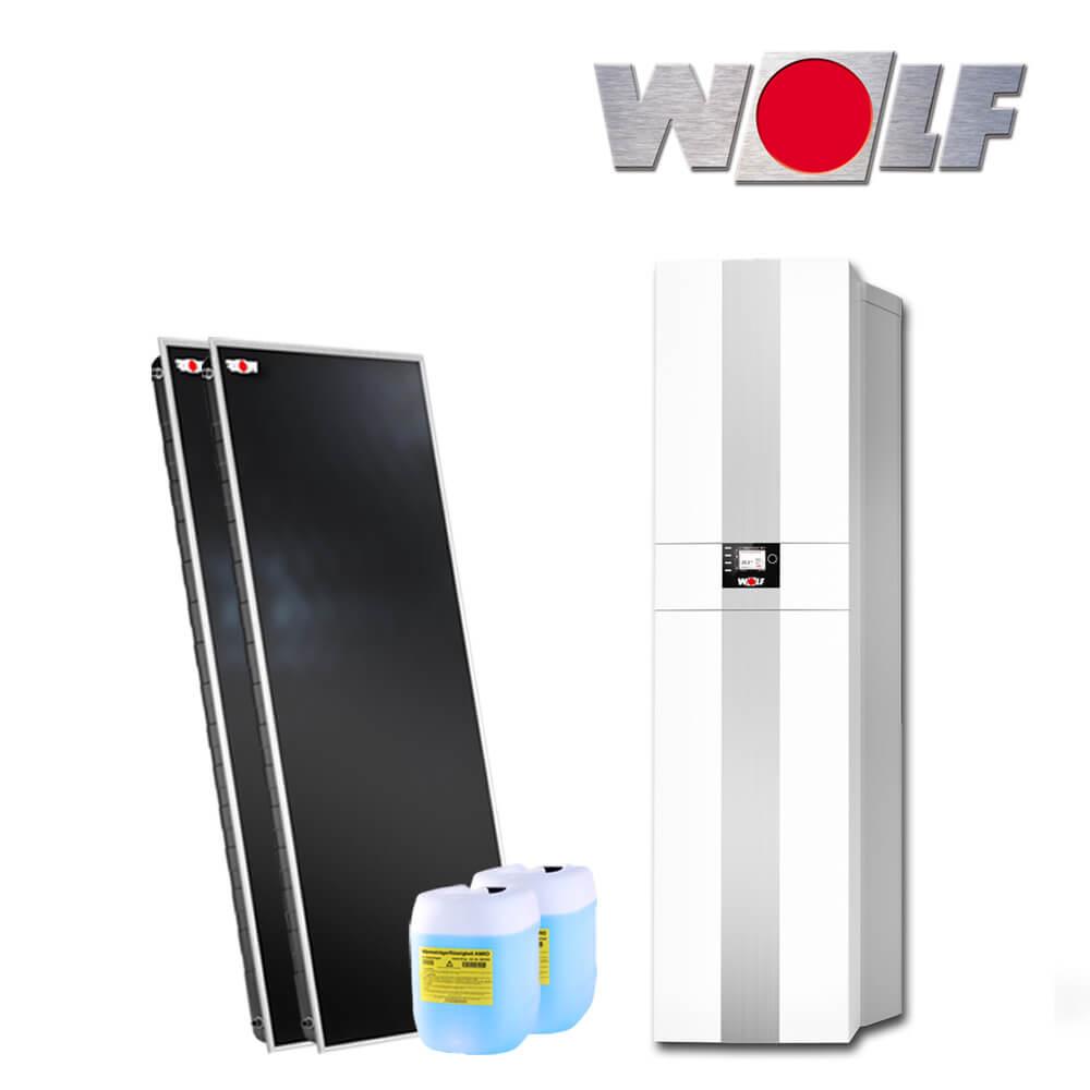 wolf csz 2 20 300 20kw solar zentrale mit 2x topson f3 1. Black Bedroom Furniture Sets. Home Design Ideas