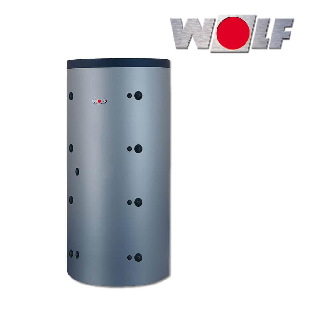800 liter wolf puffer pufferspeicher spu 2 w mit. Black Bedroom Furniture Sets. Home Design Ideas