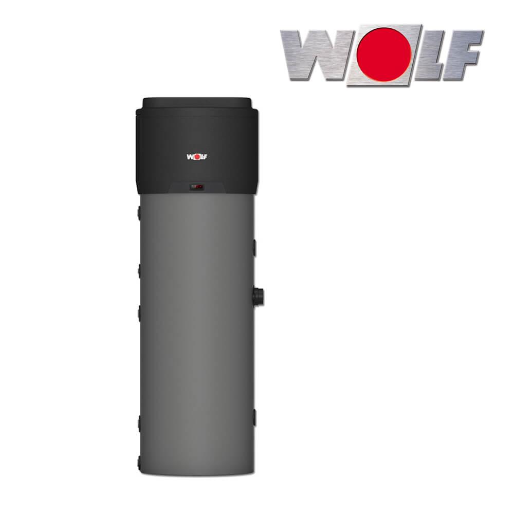 wolf swp 200 warmwasser w rmepumpe mit integrierter regelung w rmepumpen heizung und solar. Black Bedroom Furniture Sets. Home Design Ideas