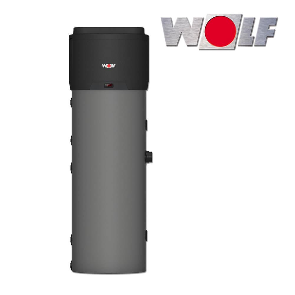 Wolf Swp 200 Paket Warmwasser Warmepumpe Mit Integrierter Regelung