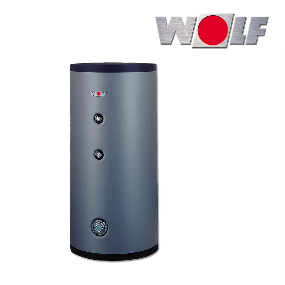 150 liter wolf se 2 standspeicher silber doppelschicht emaillierung speichertechnik. Black Bedroom Furniture Sets. Home Design Ideas