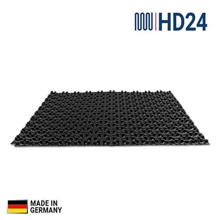 30m hd24 fu bodenheizung rohrtr gerplatte f r noppensystem ohne d mmung fussbodenheizung. Black Bedroom Furniture Sets. Home Design Ideas