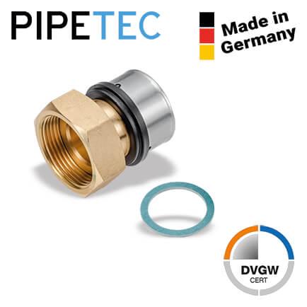 DVGW VS262 Stangenware 10 x 2m 20m Pipetec Alu-Mehrschichtverbundrohr 26x3