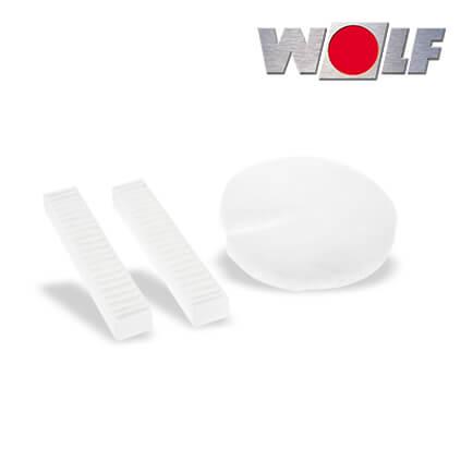 wolf cwl filter set g4 mit 2x g4 1x g4 filtern f r wolf. Black Bedroom Furniture Sets. Home Design Ideas
