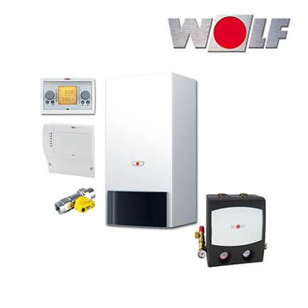 wolf cgb 100 gasbrennwert heiztherme bedienmodul bm pumpengruppe heizkreis gas heizung. Black Bedroom Furniture Sets. Home Design Ideas