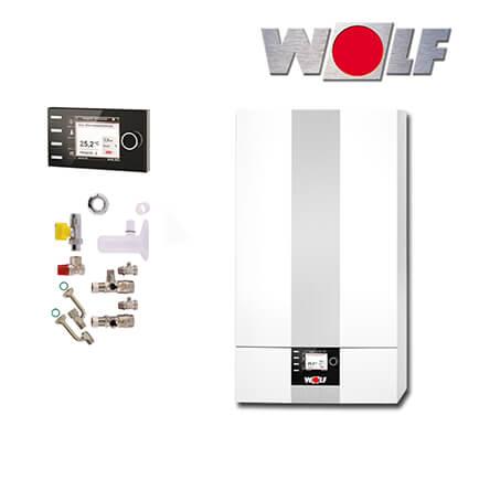 wolf cgb 2 k 24 24kw gas brennwert kombitherme. Black Bedroom Furniture Sets. Home Design Ideas