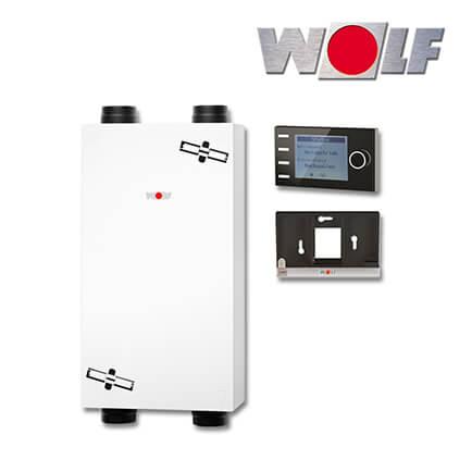 wolf cwl f 300 excellent l ftungsger t mit bypass und bm 2. Black Bedroom Furniture Sets. Home Design Ideas