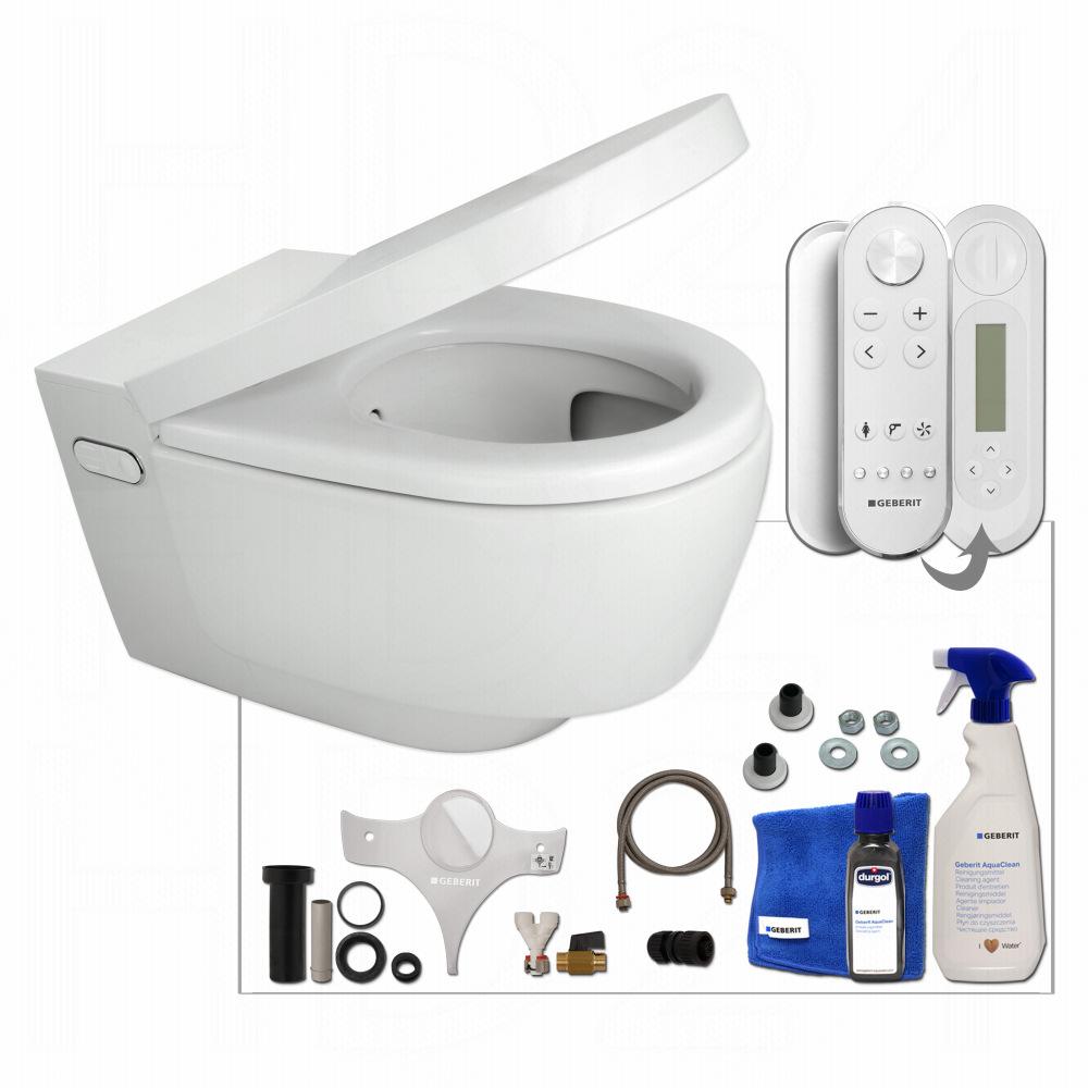 geberit aquaclean mera comfort dusch wc 146210111 weiss. Black Bedroom Furniture Sets. Home Design Ideas