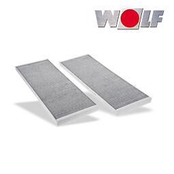 wohnungsl ftung wolf zubeh r filter cwl 400 excellent. Black Bedroom Furniture Sets. Home Design Ideas